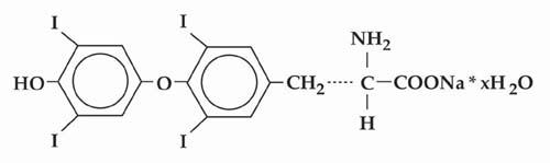 Levothyroxine T4